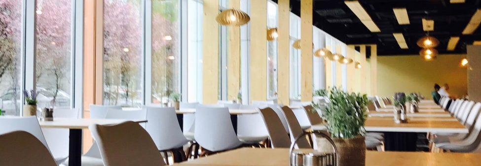 Lanogi restaurant interiér